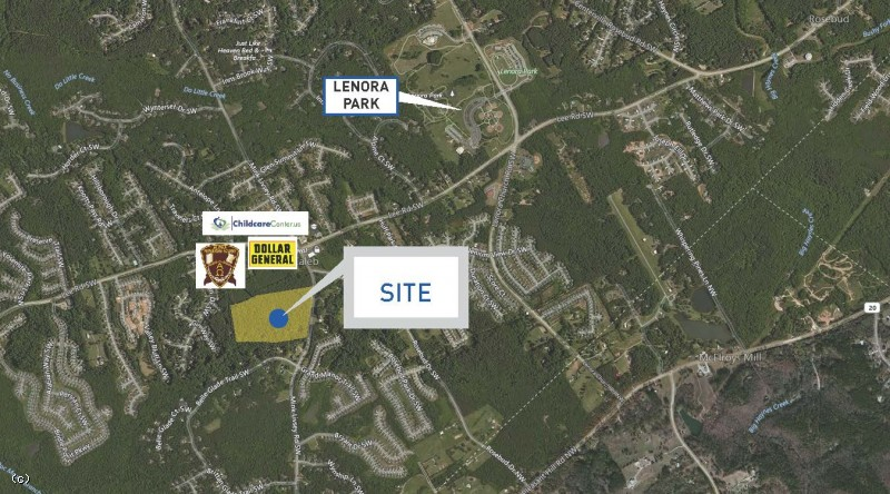 18+ Acres on Mink Livsey Road, Snellville, GA